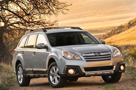 subaru outback sedan 2014 2014 subaru legacy and outback among safest vehicles in