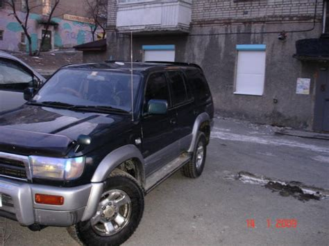 Radiator Hilux Diesel 3000cc Ori 1995 toyota hilux surf pictures 3000cc diesel automatic for sale