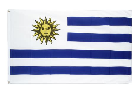 flags of the world uruguay uruguay 3x5 ft flag 90x150 cm royal flags