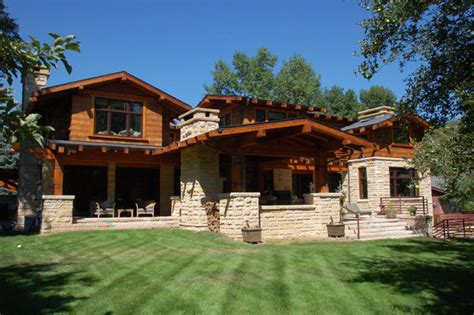 traditional craftsman homes type of house american craftsman house