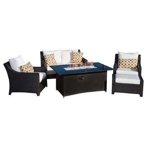Shop Rst Brands Deco 8 Rst Brands Deco 5 And Club Patio Pit