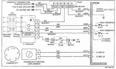 ignition module wiring diagram saturnfans photo forums