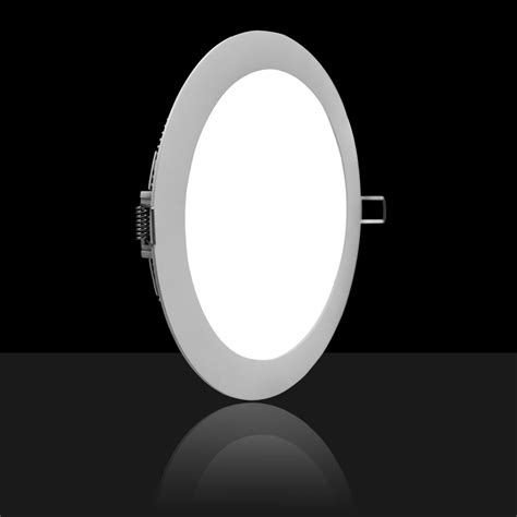 Led Recessed Lighting Review by Led Light Recessed Mounted Ls 24 W 70 Energy Saving B Led