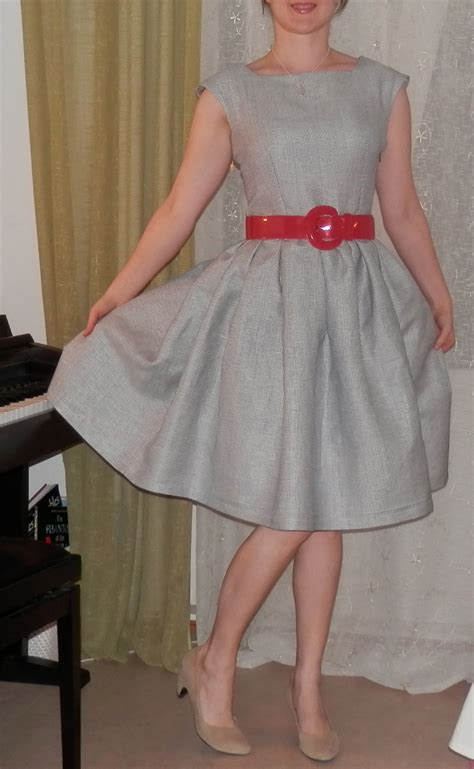dress pattern gathered waist my elizabeth gathered waist dress sewing projects