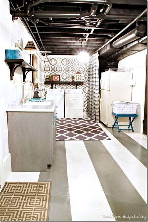 best 25 unfinished basement decorating ideas on