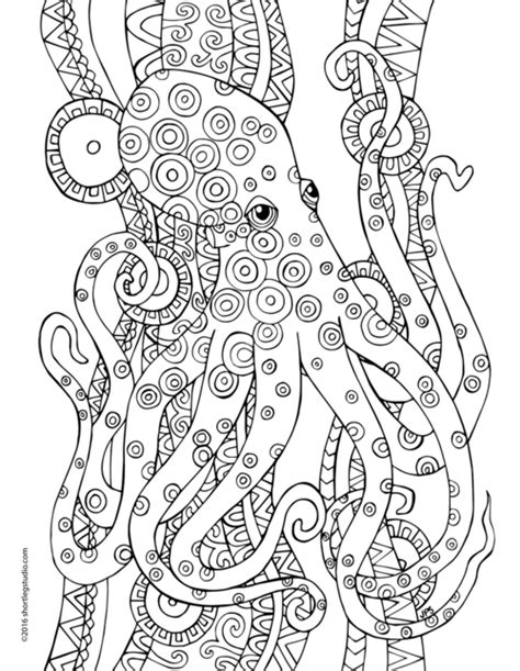 printable coloring pages underwater 5 underwater coloring pages diy thought
