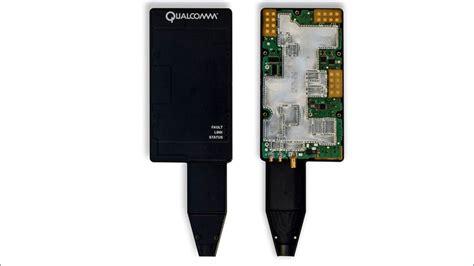 qualcomm unveils  nr mmwave test device  collaborates