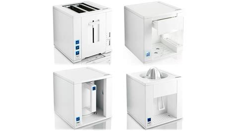 space saving kitchen appliances space saving kitchen appliance cubes fit together like