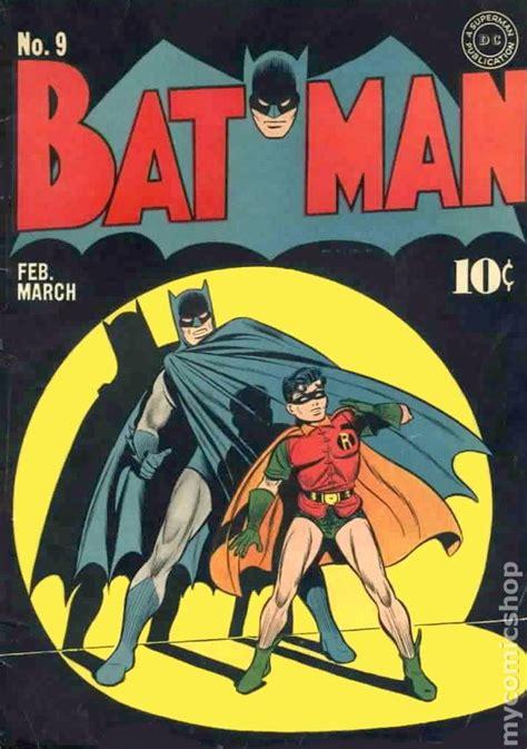 batman hc vol 9 140126462x batman 1940 comic books