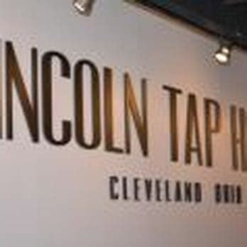 lincoln tap house lincoln tap house 14 photos traditional american restaurants tower city
