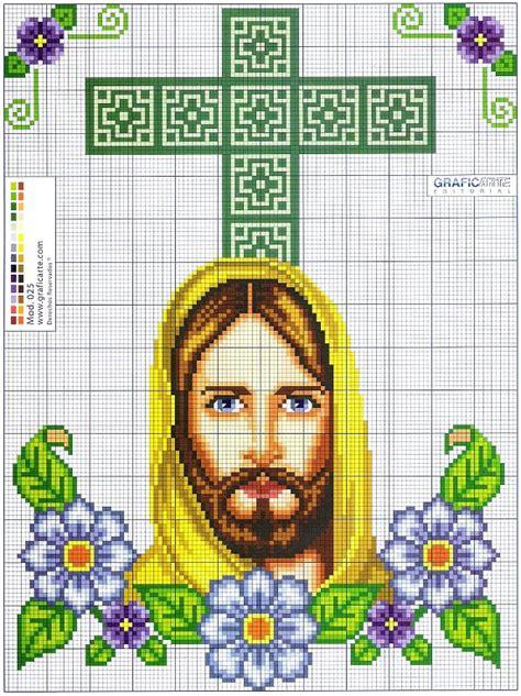 imagenes catolicas en punto de cruz patrones de punto de cruz imagenes religiosas imagui