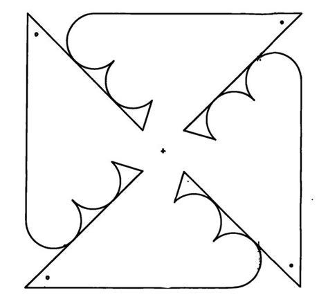paper flower pinwheel pattern pinwheel artesanato pinterest craft papercraft and