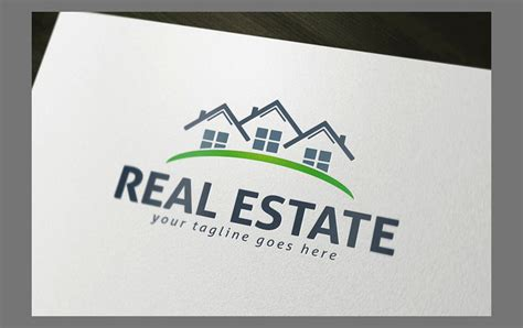 real estate business cards 9 preview