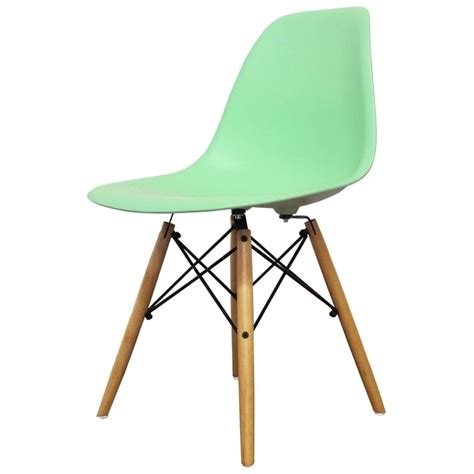 Eames Wardrobe by Buy Eames Style Peppermint Plastic Retro Side Chair From