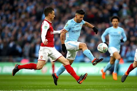 arsenal carabao cup carabao cup final man city thrash arsenal 3 0 to lift