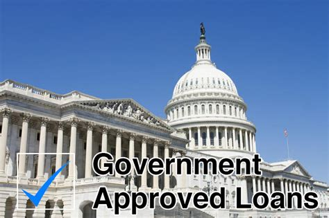 government housing loans bad credit government loans for bad credit emergency loans no checking account