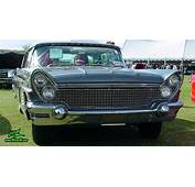 60 Lincoln Mark 5  1960 Continental V Coupe