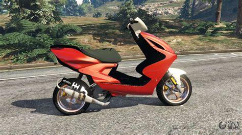 Gta 5 Cross Motorrad Cheat by Yamaha Aerox For Gta 5