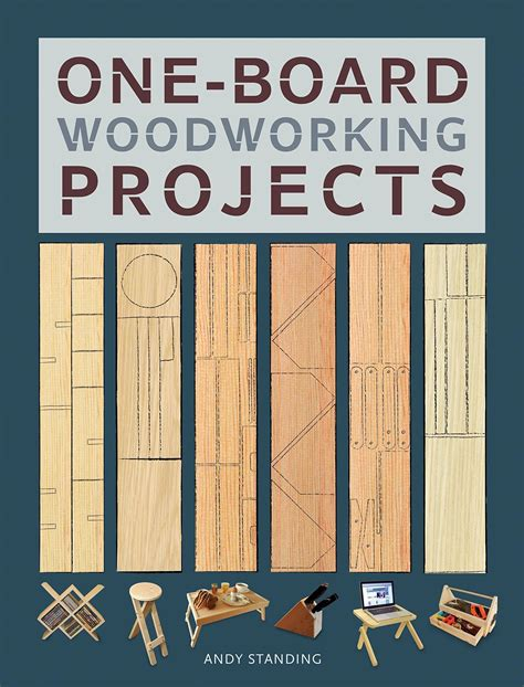board woodworking projects amazoncouk andy