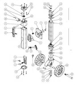 Trailer Awning Repair Replacement Gears For A Fulton F2 1 600 Pound Trailer Jack