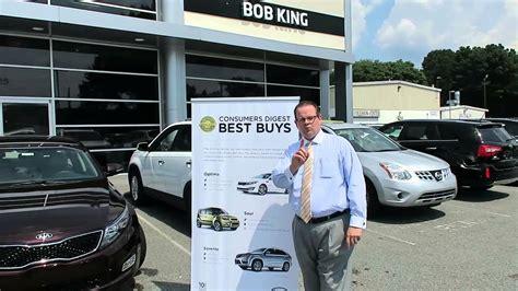 bob king kia winston salem consumer digest best buys at bob king kia winston salem