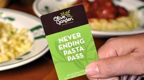 ohioans flock to olive garden s never ending pasta pass