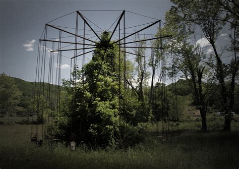 abandoned amusement park eerie images of america s abandoned amusement parks will