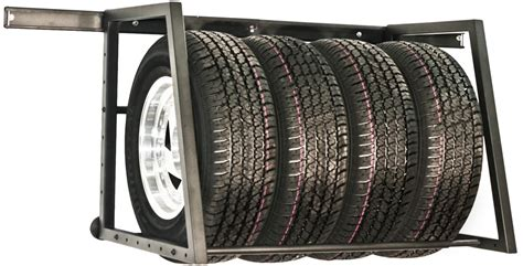 Tire Rack Hours by Tow Rax Tire Storage Rack Adjustable Width Steel Tow