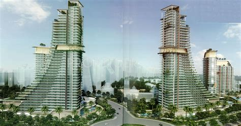 towers address amanora gateway towers i in hadapsar pune price location map floor plan reviews