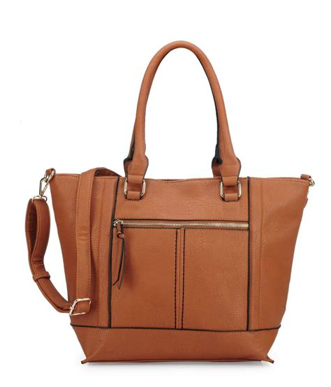 3 5 Bag Fashion 2948 buy frosty fashion brown shoulder bag at best prices in india snapdeal