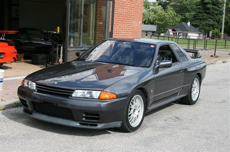 skyline nissan r32 nissan skyline gtr r32 v spec ii for sale rightdrive usa