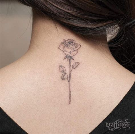 rose and stem tattoo 40 blackwork tattoos you ll instantly