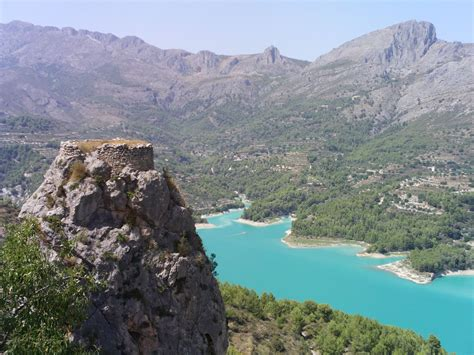 guadalest near alicante spain places i ve been