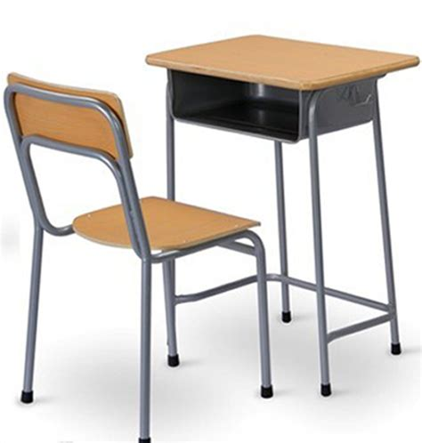 China Single Student Desk And Chair Mxzy 265 China Student Desks