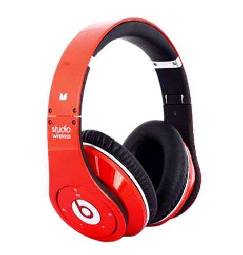 blinking red light beats wireless beats monster studio wireless headphones red mobile
