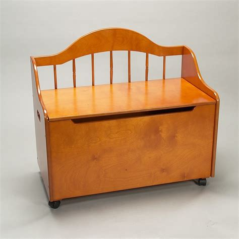 toy box benches dreamfurniture com 4025h deacon bench styled toy chest