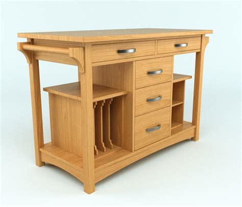 Kitchen Workstation Furniture by Kitchen Workstation Sketchucation
