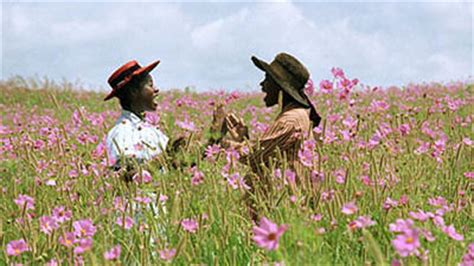 the color purple setting the color purple review 1985 roger ebert