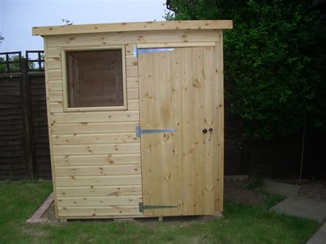 Plastic Pent Shed by Pent Sheds