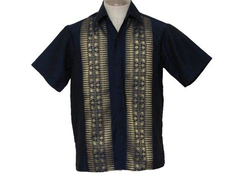 Panel Sleeve Patterned Shirt 17 best images about thai s clothing on