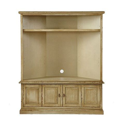 Corner Media Armoire by Corner Media Cabinet With Hutch Woodworking Projects Plans