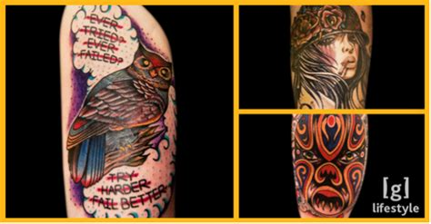 tattoo expo gold coast 2014 exclusive 15 awesome tattoos from the 2014 south coast