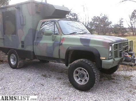 bug out vehicle armslist for sale bug out vehicle m1010 ambulance 4x4