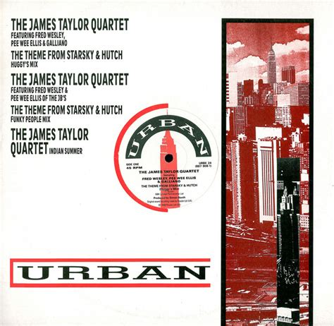 theme migration by james taylor the james taylor quartet the theme from starsky hutch