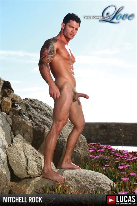Photo Gallery Of Mitchell Rock Gay Porn Models Lucas Entertainment Official Website