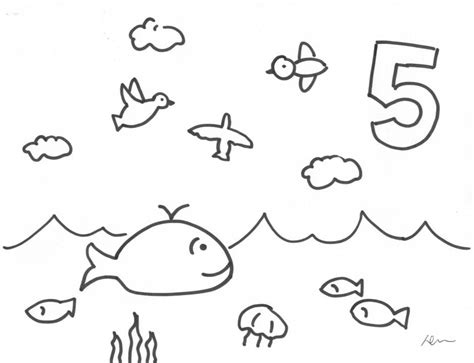 coloring page for god s creation god created the world coloring page creation day 5 god