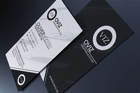 black and white business card business card templates on