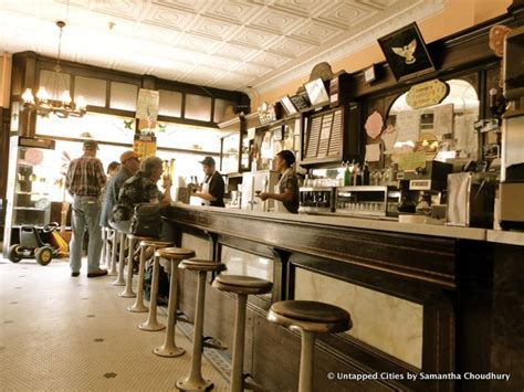 14 Vintage NYC Restaurants, Bars and Cafes Untapped Cities