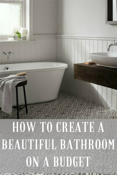 Bathroom On A Budget Uk Bathroom On A Budget Uk 28 Images How To Update Your