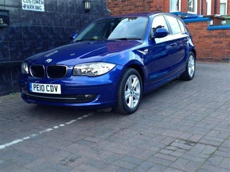 Bmw 1 Series Hatchback Price 2010 by Used 2010 Bmw 1 Series Hatchback 116i 2 0 Se Petrol For